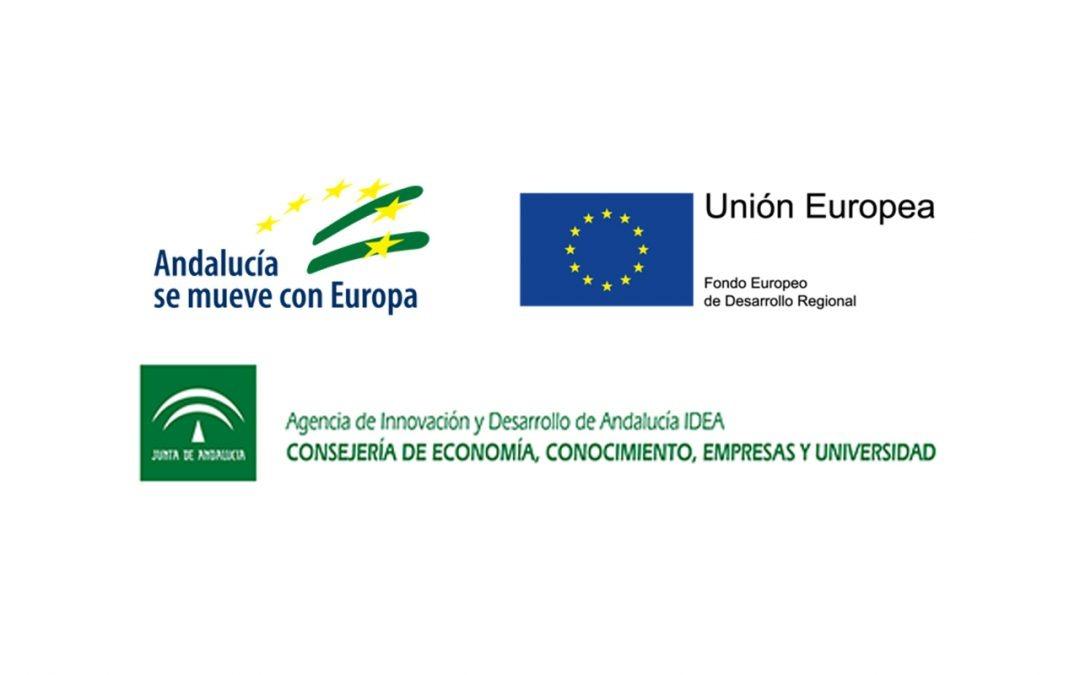 Recibido un incentivo de la Agencia de Innovación y Desarrollo de Andalucía IDEA